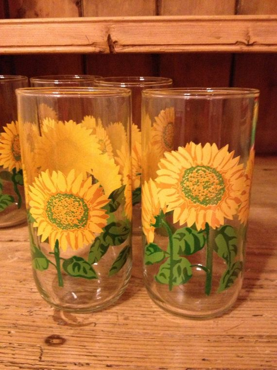 S Libby Drinking Glasses