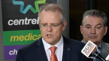 """June 30, 2015 Scott Morrison - """"a tougher welfare cop on the beat"""" (image from dailytelegraoh.com.au) MARCH AUSTRALIA Media Release, 30 June 2015 A Daily Telegraph article on social welfare (""""Austr... http://winstonclose.me/2015/06/30/government-welfare-spin-draws-community-outrage-written-by-march-australia-media-release-30-june-2015-aimn/"""