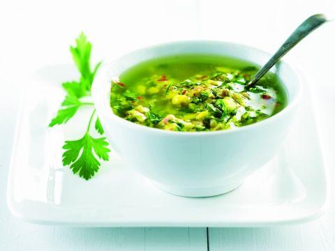 Lekker metallerlei salades, als begeleiderbij kalfskop, gepocheerdevis of hardgekookte eieren