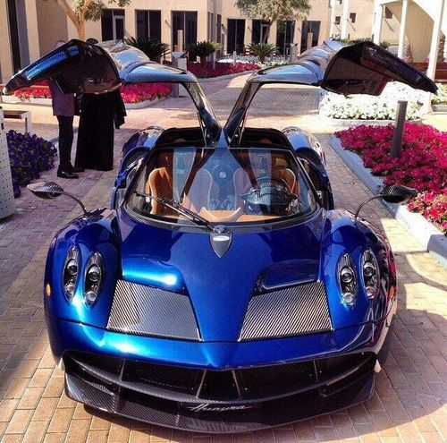 141 Best Pagani Huayra Images On Pinterest