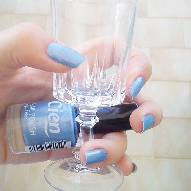 Crystal Blue by Cien