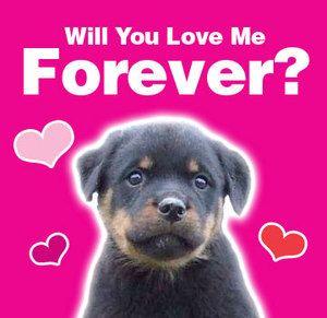 Image result for valentine rottweiler