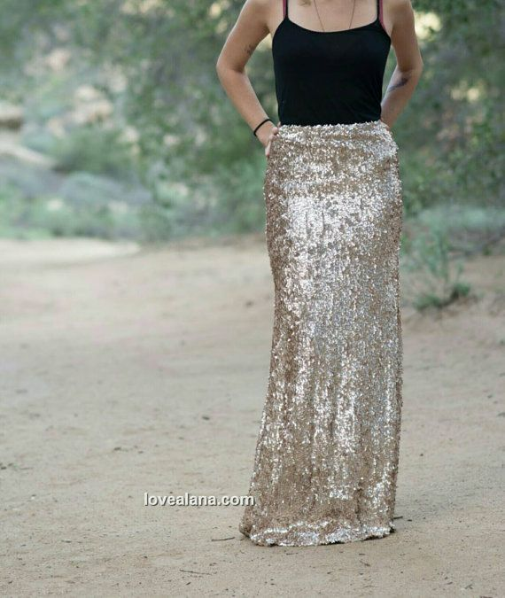 Champagne Maxi Gorgeous high quality dangly by LoveAlanaDesigns