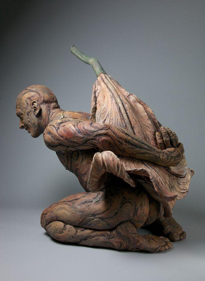 Kelsey Duncan 2012-14 Artist in Residence at Clay Art Center