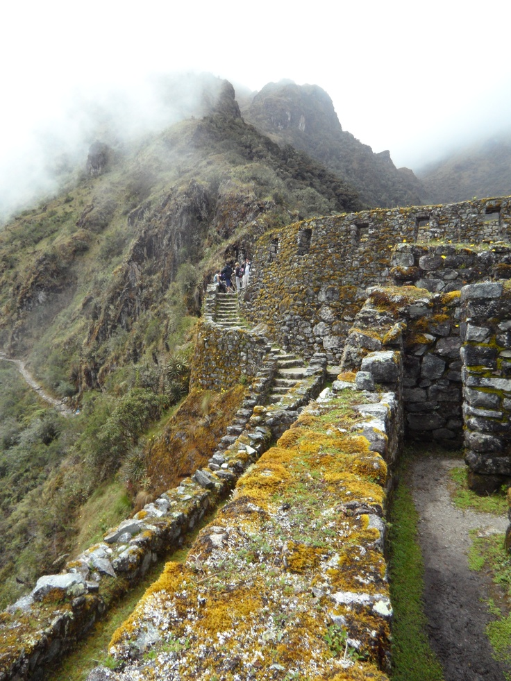 Inka Trail: Pictures and words simply can't convey the beauty and majesty...