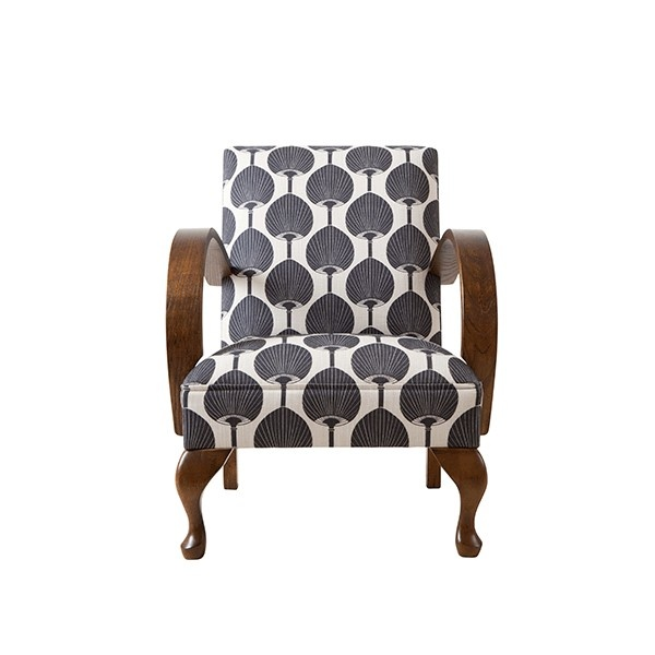 Florence Broadhurst Miko Night chair from Chair Candy