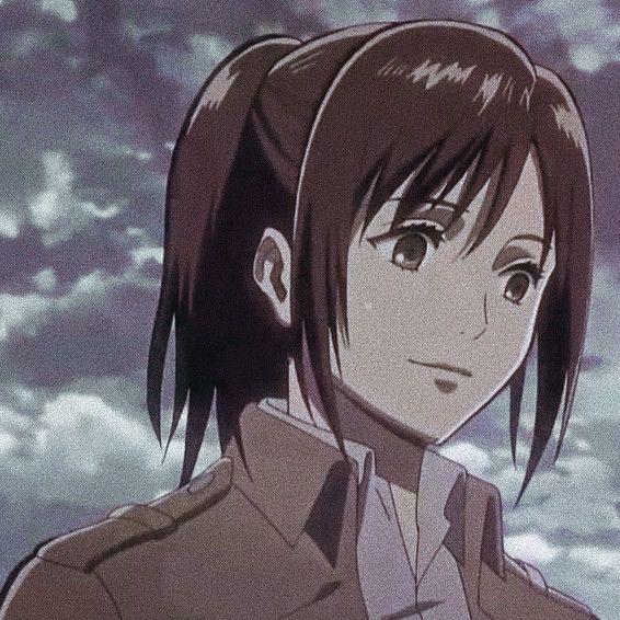 Sasha Braus In 2020 Attack On Titan Aesthetic Attack On Titan Anime Attack On Titan