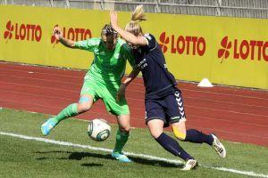 3. April 2012, Frauen-Bundesliga, VfL Wolfsburg vs FCR Duisburg 2:1
