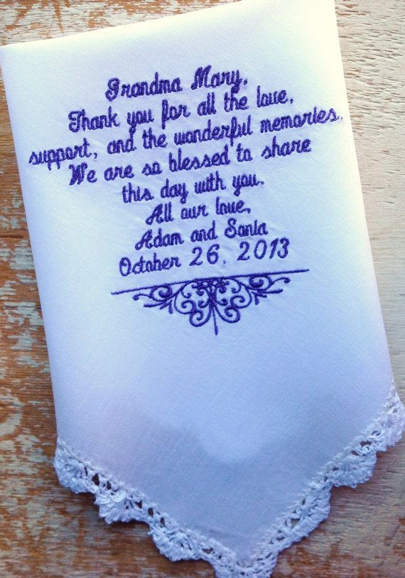 Best 25 Wedding Handkerchief Ideas On Pinterest