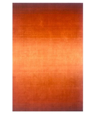 Take a look at this Paprika Ombré Rug by Momeni Rugs on #zulily today!
