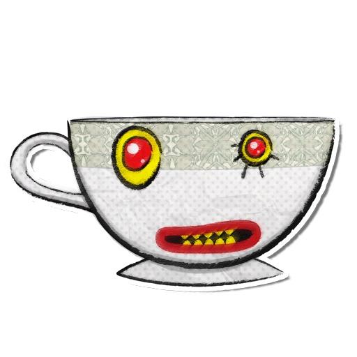 Teacup. Sexy #weird