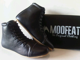 Moofeat Black Edition size 39-44