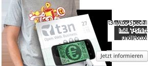 Die unentbehrliche Zeitschrift für jeden (Web-)Startupper!