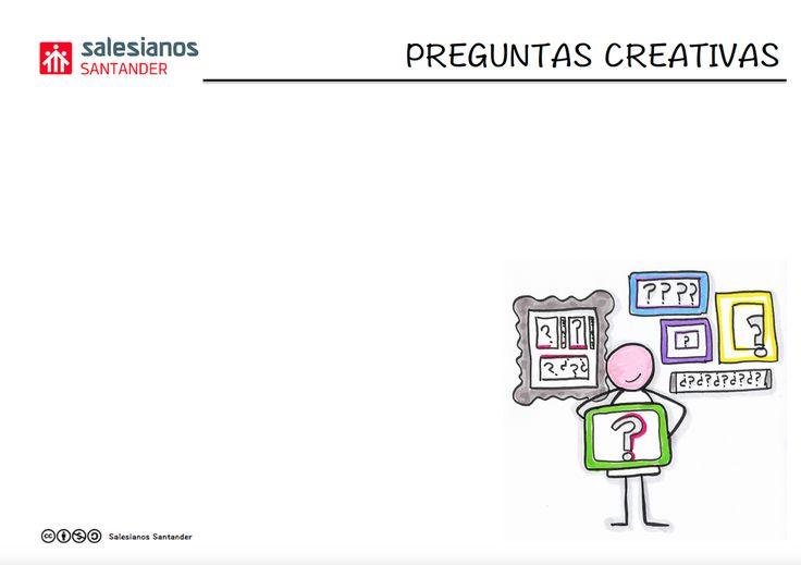 Preguntas Creativas #rutinasdepensamiento