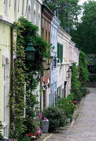 London mews houses http://londonist.com