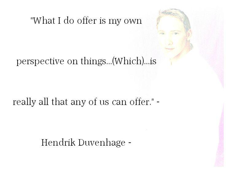 Hendrik Duvenhage