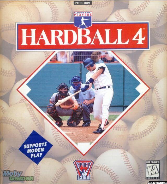 HARDBALL IV AL MICHAELS CD AUDIO EDITION +1Clk Windows 10 8 7 Vista XP Install