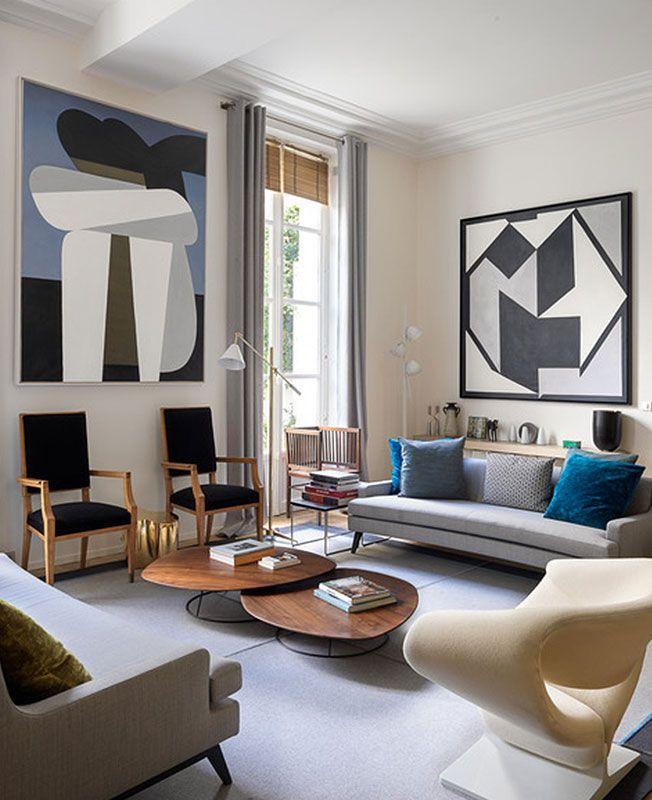 Living Room Art Modern Living Rooms Living