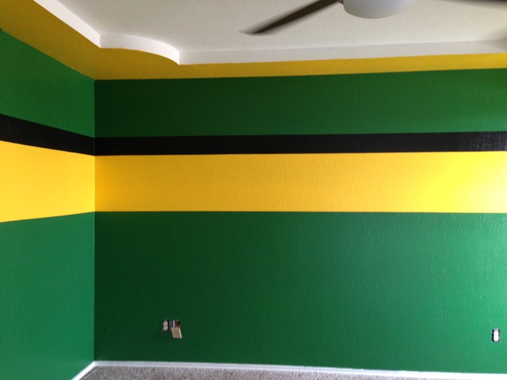 best colors for a john deere bedroom