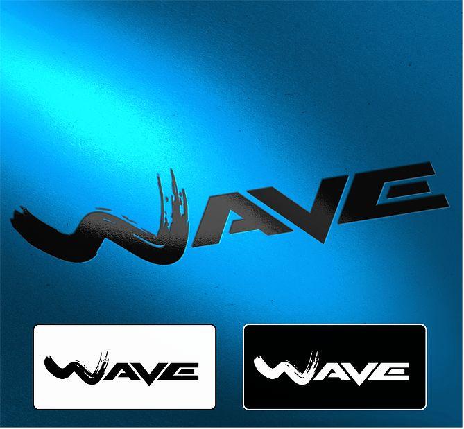 WAVE Surfing logo at YourLogoDude.com