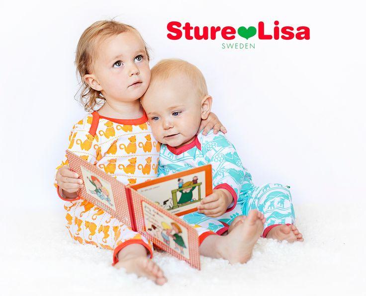 Sture & Lisa at Lillahopp Online  Shop