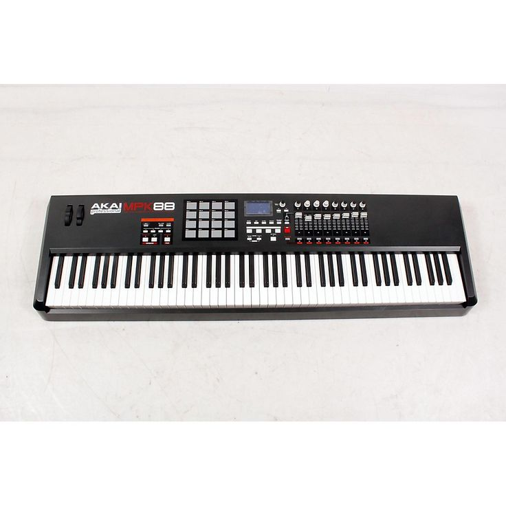 Akai Professional MPK88 Keyboard and USB MIDI Controller  190839043214