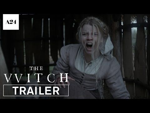 (1068) The Witch | Paranoia | Official Trailer HD | A24 - On February 19th, evil takes many forms. From writer/director Robert Eggers and starring Anya Taylor-Joy, Kate Dickie, Ralph Ineson.