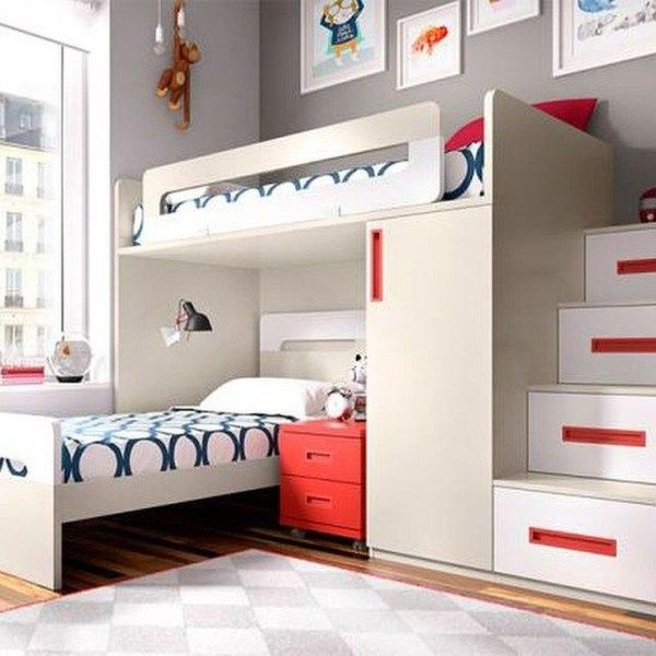 Amazing Kids Bedroom Furniture Buds Beds Ideas 46 Loft Bed Bunk Beds Kids Bedroom Furniture