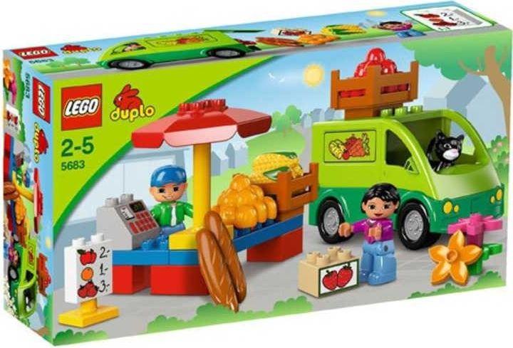 Lego Duplo 5683 Tržiště - 0
