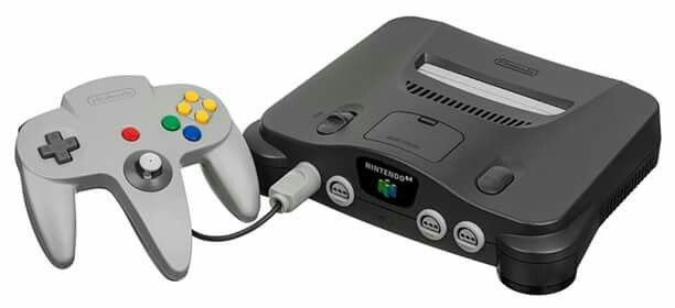 Pin by GLENN BIGGS on Video Games Consoles | Nintendo 64 console, Nintendo, Nintendo 64