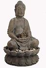 EUR 99,90 - LED Buddha Brunnen 85cm wetterfest - http://www.wowdestages.de/eur-9990-led-buddha-brunnen-85cm-wetterfest/