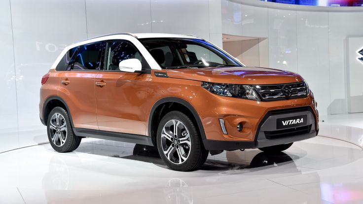 Suzuki Grand Vitara Sports Car Wallpapers