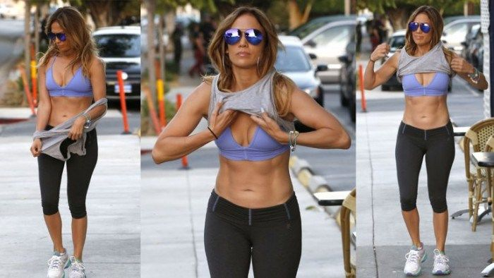 Revelador batido con el que Jennifer Lopez adelgazó 10 kg