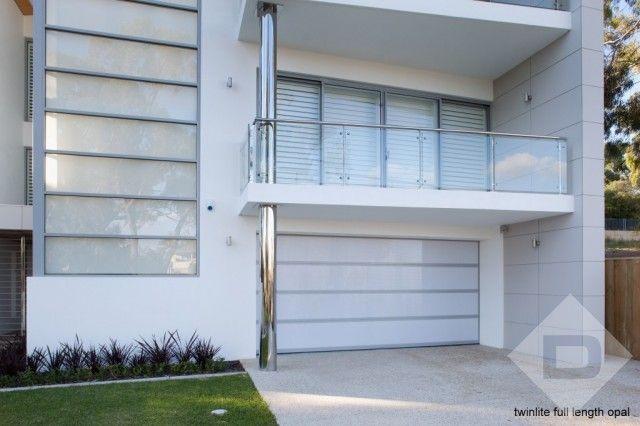 26 best garage doors images on pinterest carriage doors for Translucent garage doors