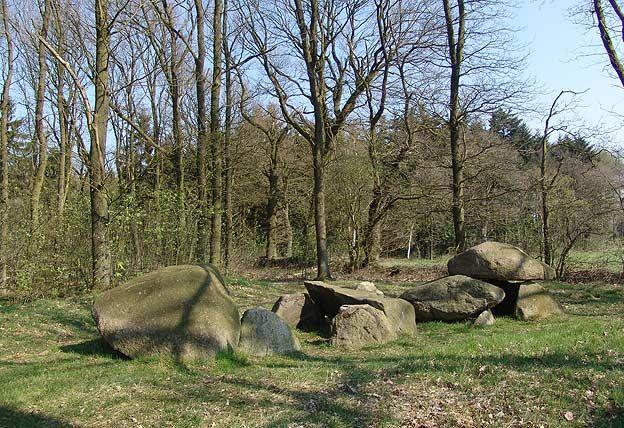 Dolmen/Hunebed D32 - Odoorn, the Netherlands
