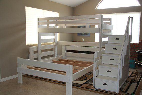 Best 1000 Images About Diy Queen Loft Bed On Pinterest Queen 400 x 300