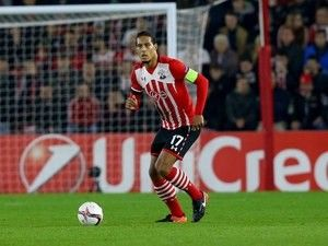 Virgil van Dijk gets minutes under his belt with Southampton Under-23s #Southampton #Football #307015