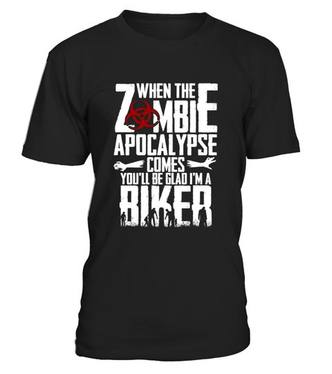 "# Funny Zombie Apocalypse T-Shirt, Biker 0 .  ** RELAUNCHED - by popular demand **This is the LAST time print! Don't miss out!Secured payment via Visa / Mastercard / Amex / PayPalHow to order:1. Click the drop down menu and select your style 2. Click ""Buy it now""  3. Select size and quantity  4. Enter shipping and billing information  Order 2 or more and SAVE on shipping.   DEMON   DEVIL VAPORWAVE GOTH 90's METAL NU HARDCORE       Biker   shirt When Life Gets Me Down I'll Just Drop a Gear…"