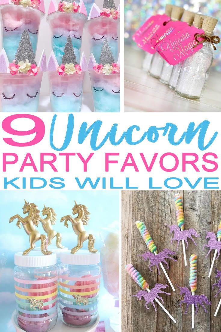 Unicorn Rainbow Kids Room