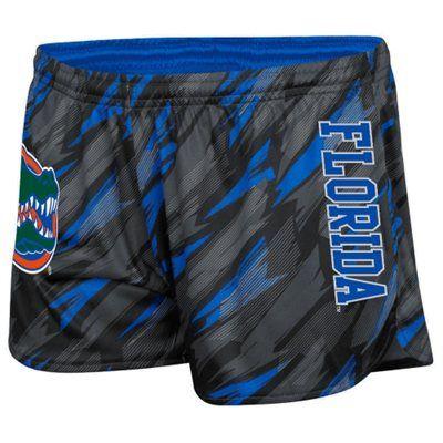 Florida Gators Ladies Vision Shorts - Royal Blue