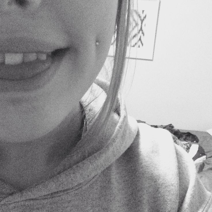 Dimple piercing yep or naw? lol also not real