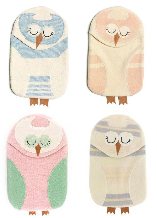 https://flic.kr/p/aoB5Ro | Owl Hottie Covers | blogged @ www.myowlbarn.com