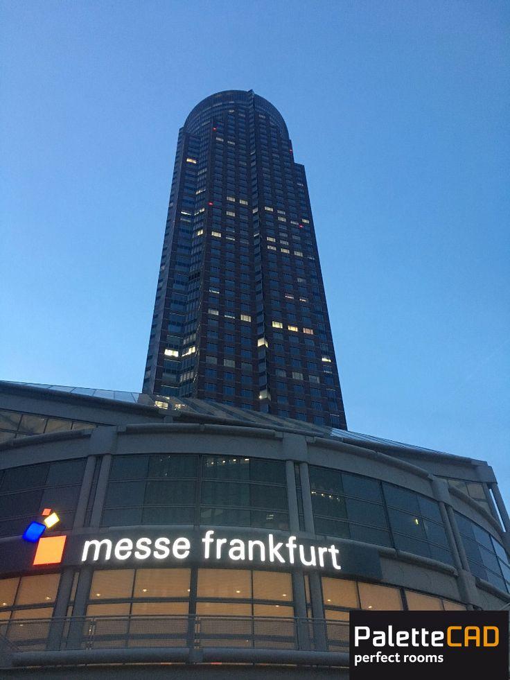 Perfect Der Eingang von der Messe Frankfurt Messe ISH Apps Sanit r ISH Pinterest Sanit r Eingang und Frankfurt