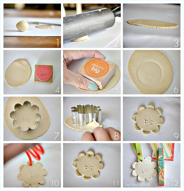 clay tags: Years Kits, Clay Ideas, Clay Keepsake, Diy Ornaments, Clay Tags, Great Ideas, Polymer Clay, Parties Kits, 36Th Void