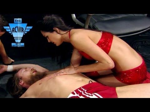 WWE Raw 9-30-13: Battleground Go Home Show Ends In A RKO! The RCWR Show
