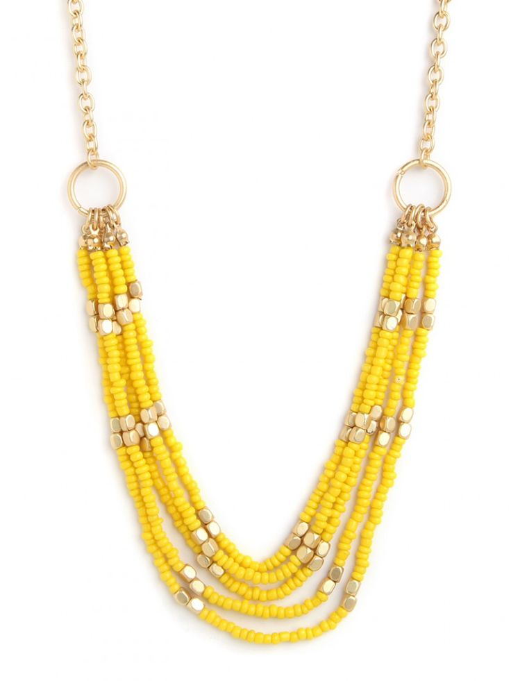 5 Strands - make your own statement necklace