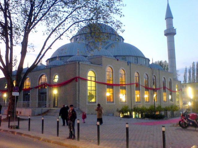 Moschee Duisburg