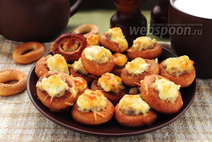 Блюда сушек рецепт фото