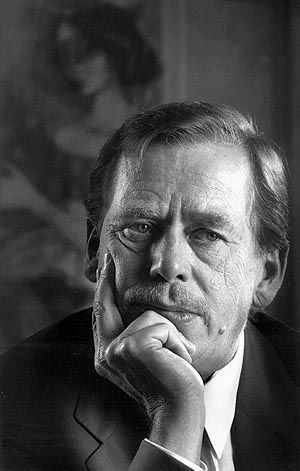 Václav Havel was the Czech Republic's first president after the Velvet Revolution. His acts and opinions had a big influnce on people and Czech history in general.