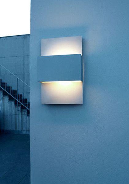Oltre 1000 idee su applique exterieur su pinterest for Lampe murale exterieur